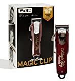 Wahl Professional 5-Star Cord/Cordless Magic Clip #8148 - Great for Barbers & Stylists - Precision Cordless Fade Clipper Loaded with...