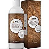 Coconut Oil for Hair Skin and Nails - Fractionated Coconut Oil for Face and Body Oil for Dry Skin and Moisturizing Hair Oil for Dry...