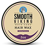 Hair Wax for Men – Hair Styling Formula for Modern Styling – Workable & Pliable Product for Added Texture & Shine – Works on All...