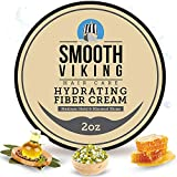 Smooth Viking, Hair Styling Fiber for Men, Pliable Molding Wax with Medium Hold & Minimal Shine, Thickens, Texturizes & Increases...
