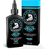 Bossman Beard Oil Jelly (4oz) - Beard Growth Softener, Moisturizer Lotion Gel with Natural Ingredients - Beard Growing Product (Magic...
