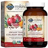 Garden of Life Vegan Collagen Builder - Mykind Organics Organic Plant Collagen Builder - Vegan Collagen Builder for Beautiful Hair,...