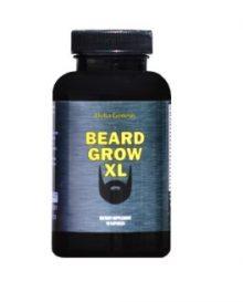 Beard Grow XL | Facial Hair Supplement | #1 Mens Hair Growth Vitamins