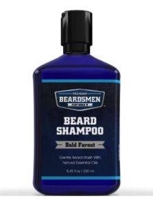 Beard Shampoo & Beard Wash - Man-Sized 8.45 OZ Bottle