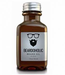 Beardaholic beard oil
