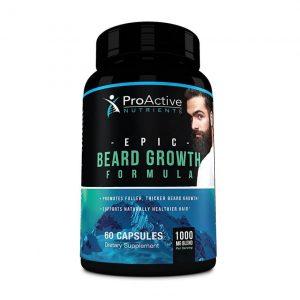 Epic Beard Growth Formula