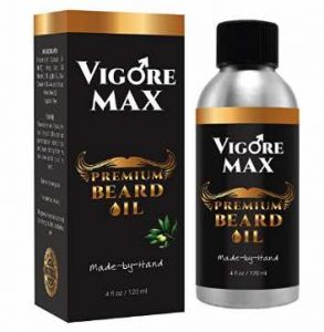 Vigore Max Natural Men's Beard Oil