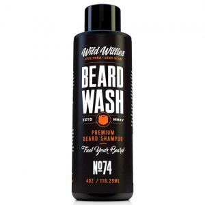 Wild Willie's Beard Wash