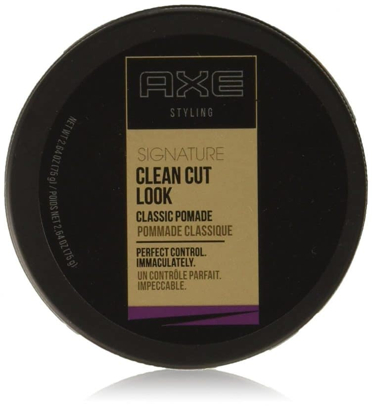 AXE Pomade Review