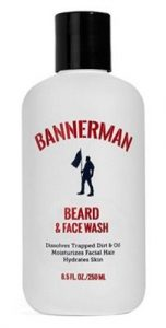 Bannerman Beard & Face Wash