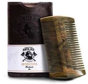 Beard Comb Kit for Men from Hunter Jack