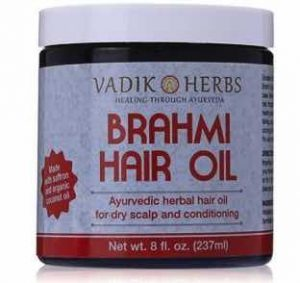 Brahmi Hair Oil from Vadik Herbs