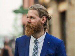Eric Bandholz of beardbrand.com