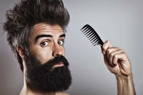 Facial Hair Styles for Men