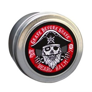 Grave Before Shave's Bay Rum Beard Balm