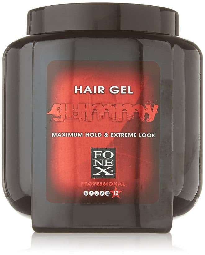 Gummy Hair Gel review