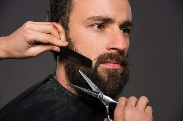How to Get Rid of Split Ends in Your Beard