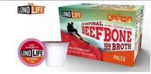 LonoLife All Natural Beef Bone Broth