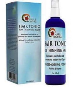 Maple Holistics Hair Tonic for Thinning Hair