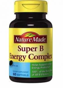 Nature Made Super B Energy Complex