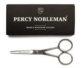 Percy Nobleman's Beard and Mustache Scissors