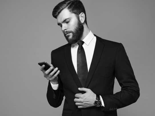 Professional benefits of growing a beard