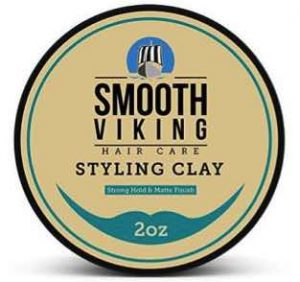 Smooth Viking's Styling Clay