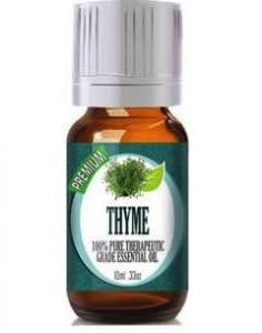 Thyme Premium 100% Pure Therapeutic Grade Essential Oil