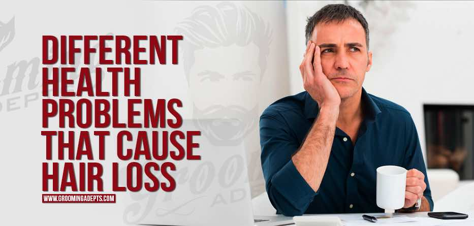 health problems that cause hair loss