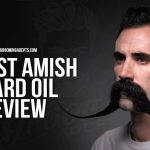honest amish beard oil review