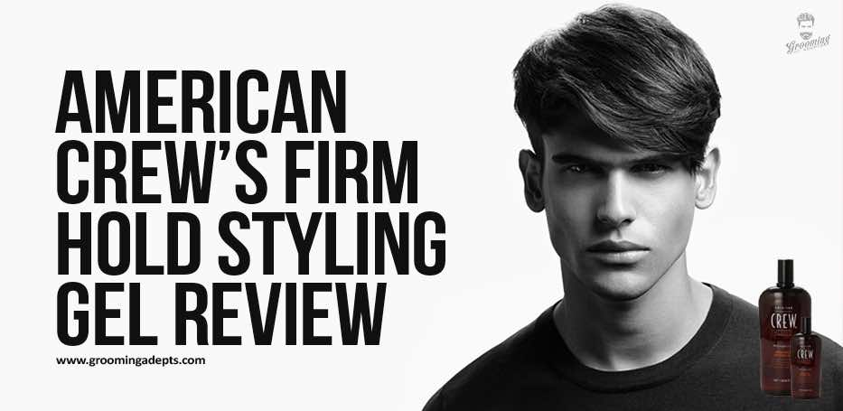 American crew's styling gel review