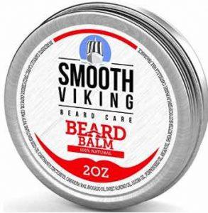 Beard Balm With Shea Butter & Argan Oil