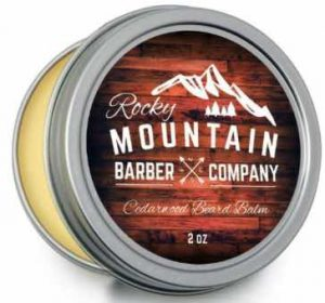 Beard Balm by The Rocky Mountain Barber