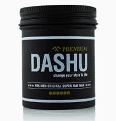 [Dashu] for Men Original Premium Super Mat Hair Wax