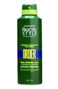 Garnier Fructis Style Power Hairspray for Men