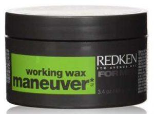 Maneuver Work Wax Unisex Wax by Redken