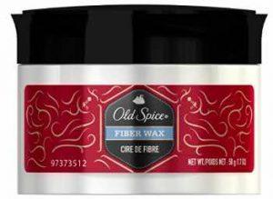 Old Spice Fiber Wax