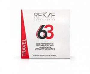 REKZE 63 Anti-Hair Loss Shampoo