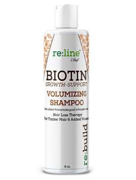 Re Line Biotin Hair Loss Shampoo