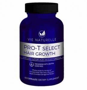 Vie Naturelle Hair Loss Vitamins Supplement