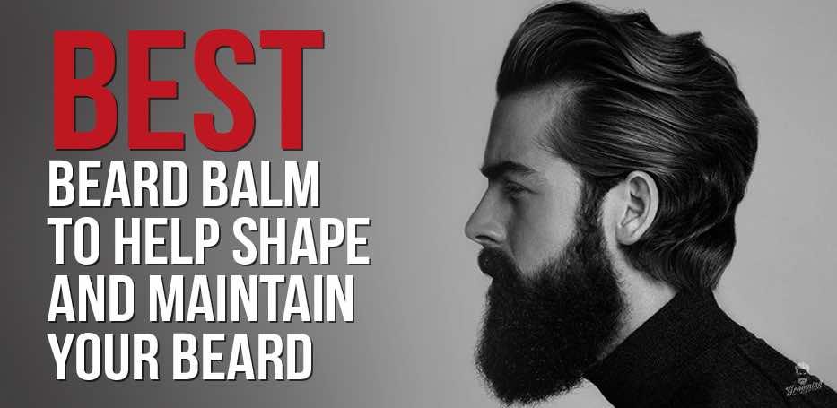 best beard balm on the market