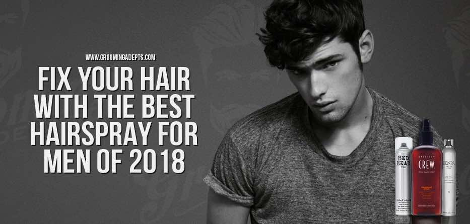 best hairpsray for men