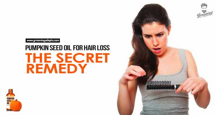 Best use of pumpkin seed for hair loss