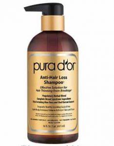 PURA D'OR Anti-Hair Loss Shampoo