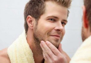 Tips and tricks on how to grow a light stubble
