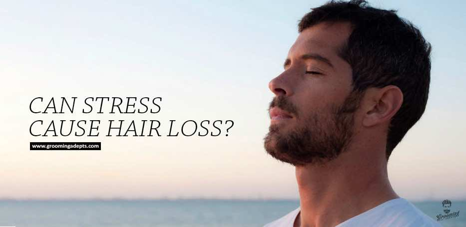 Can stress cause hair loss