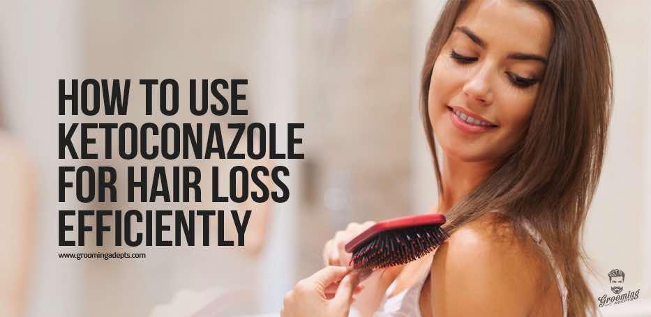 Ketoconazole for hair loss