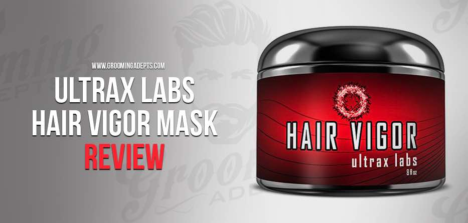 Ultrax Labs Hair Vigor Mask Review