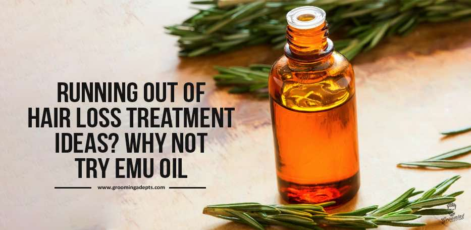 emu oil for hair loss