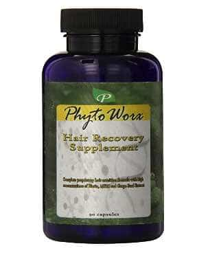 PhytoWorx Hair Recovery and Regrowth Supplement review